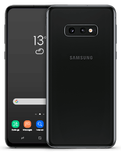 transparent skin Samsung Galaxy S10e