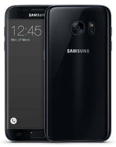 transparent skin Samsung Galaxy S7 edge