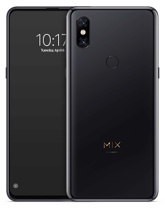 transparent skin Xiaomi Mi Mix 3