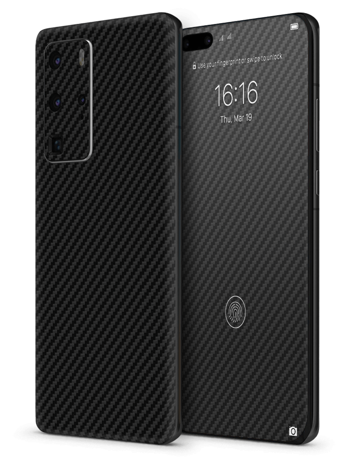 Huawei structural Skin Carbon Black