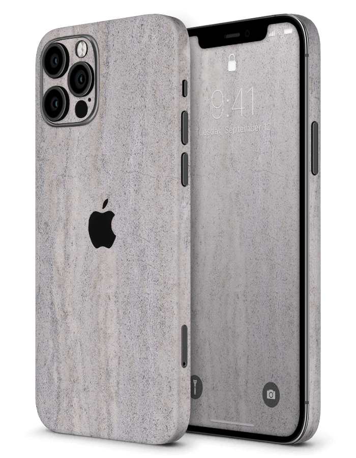 Architectonical iPhone Skin Concrete