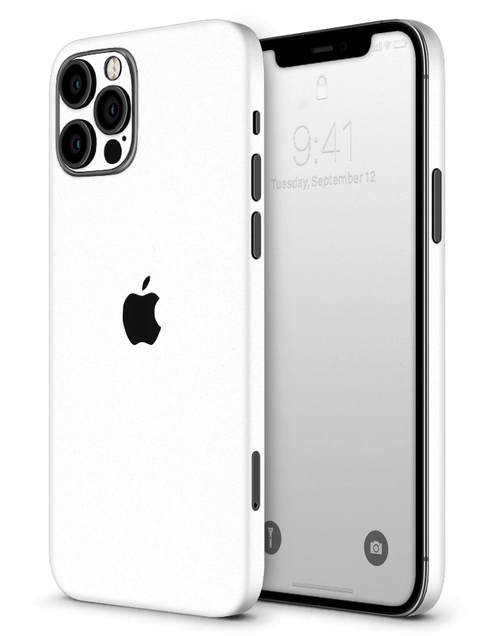 Architectonical iPhone Skin Rugged White