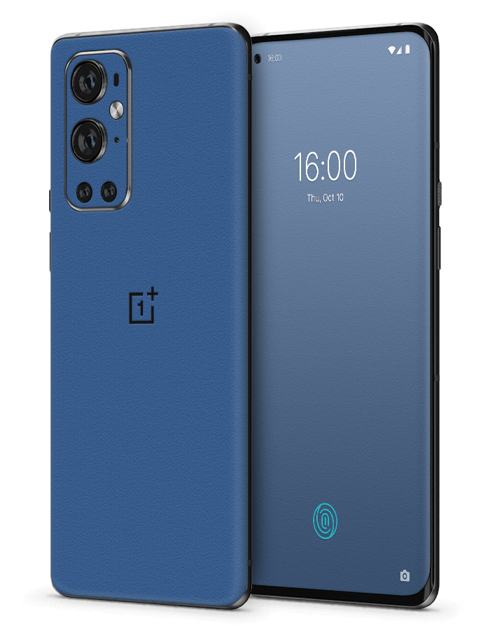 Architectonical OnePlus Skin Rugged Blue