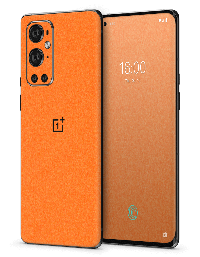 Architectonical OnePlus Skin Rugged Orange