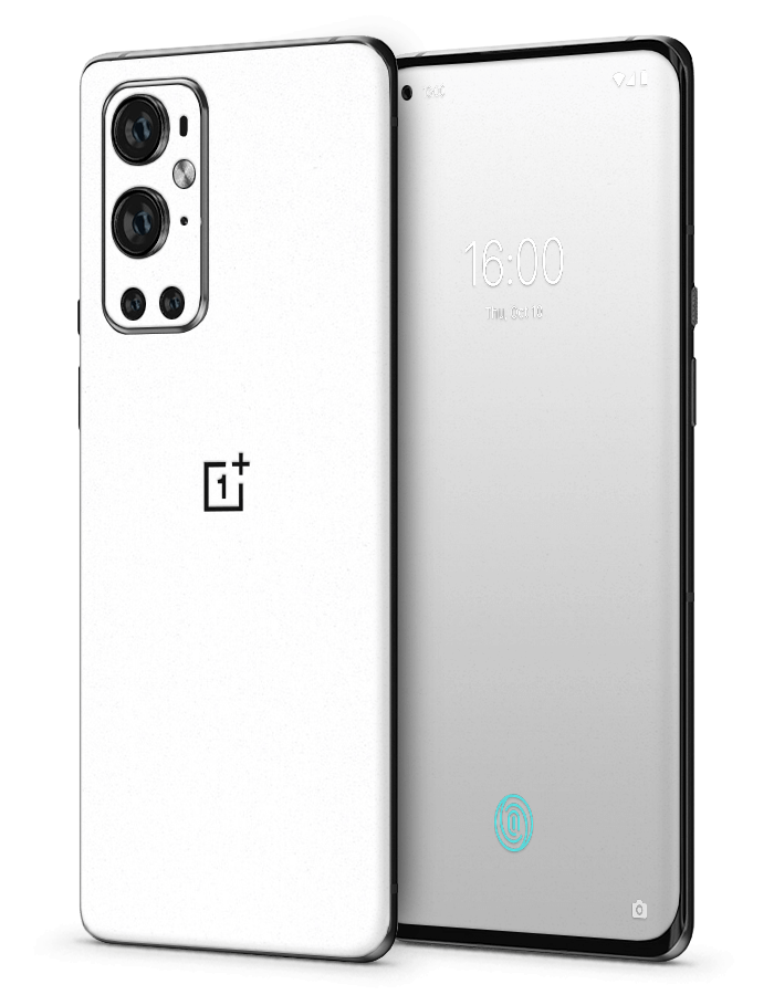Architectonical OnePlus Skin Rugged White