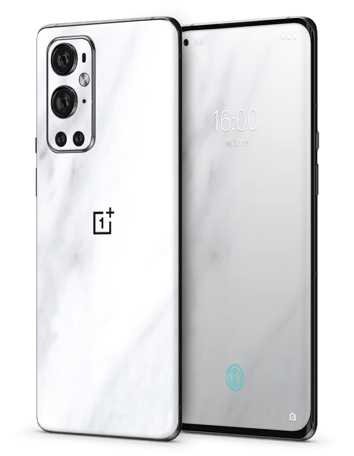 Architectonical OnePlus Skin White Marble