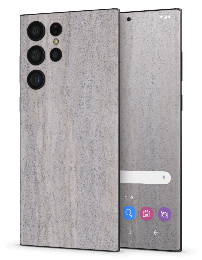 Architectonical Samsung Skin Concrete