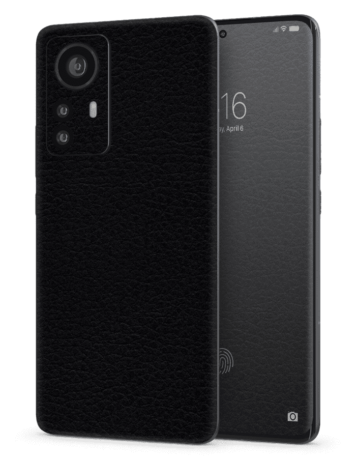 Architectonical Xiaomi Skin Black Leather