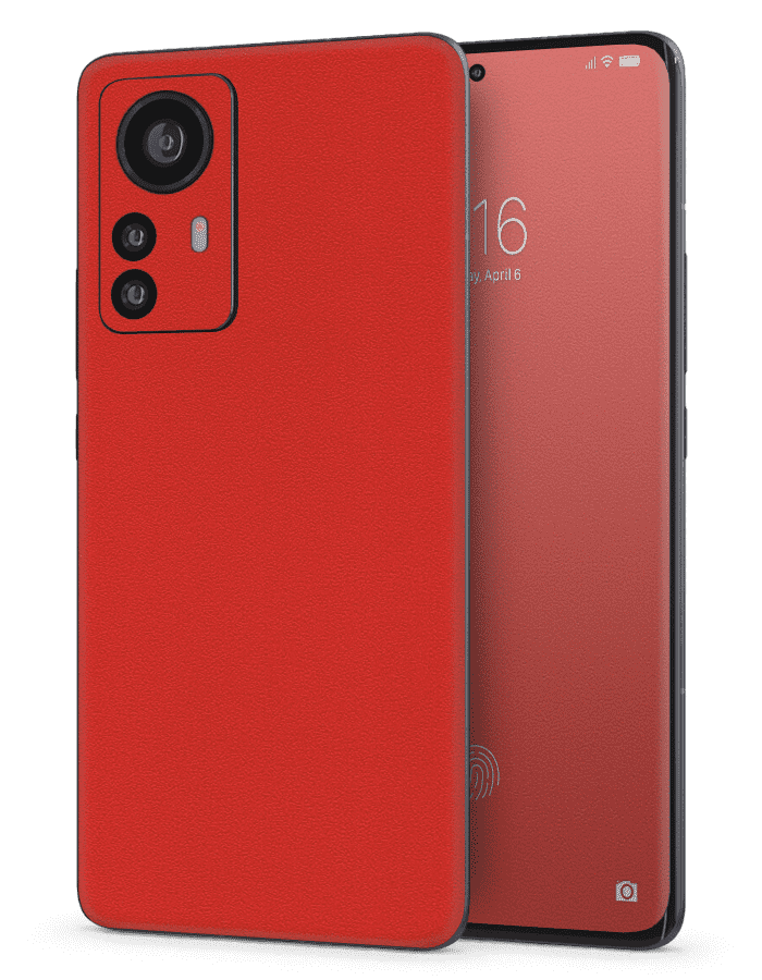 Architectonical Xiaomi Skin Rugged Red